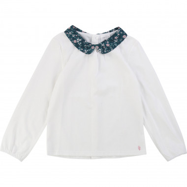 Long-sleeved T-shirt CARREMENT BEAU for GIRL