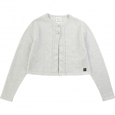 Formal tricot cardigan CARREMENT BEAU for GIRL