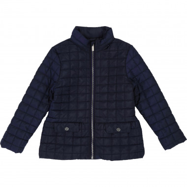 Zipped padded jacket CARREMENT BEAU for GIRL