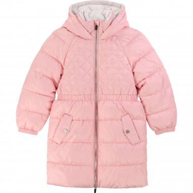 Long waterproof winter jacket CARREMENT BEAU for GIRL
