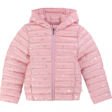 Waterproof hooded winter coat CARREMENT BEAU for GIRL