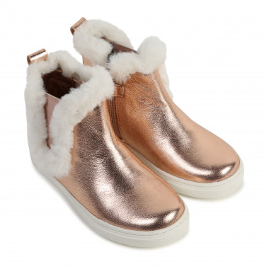 Elasticated Chelsea boots CARREMENT BEAU for GIRL