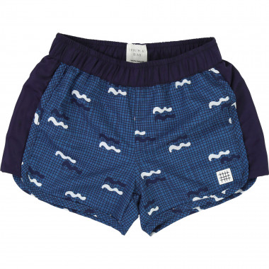 Surf shorts with elastic waist CARREMENT BEAU for BOY