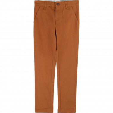 Twill chinos CARREMENT BEAU for BOY