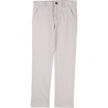 Trousers with adjustable waist CARREMENT BEAU for BOY