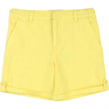 Cotton Bermuda shorts CARREMENT BEAU for BOY