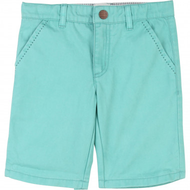 Cotton chino Bermuda shorts CARREMENT BEAU for BOY