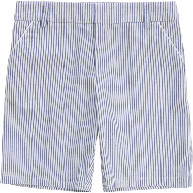 Formal Bermuda shorts CARREMENT BEAU for BOY