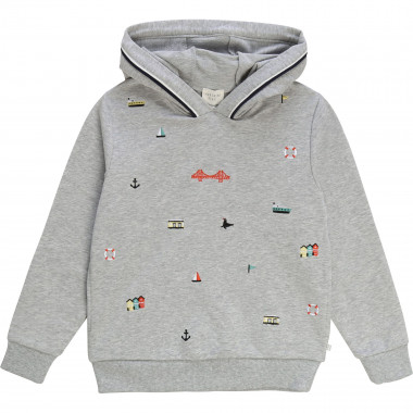 Hooded sweatshirt CARREMENT BEAU for BOY