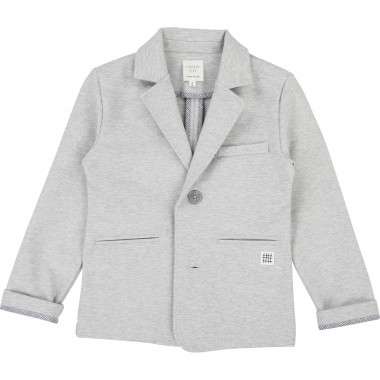 Suit-style jacket CARREMENT BEAU for BOY