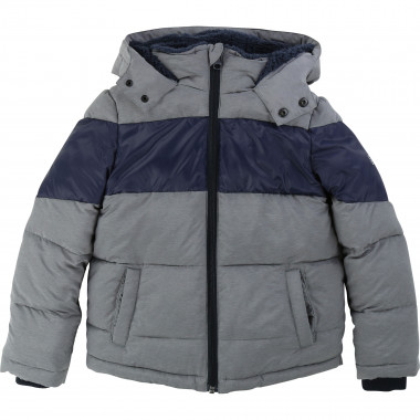 Waterproof hooded winter coat CARREMENT BEAU for BOY