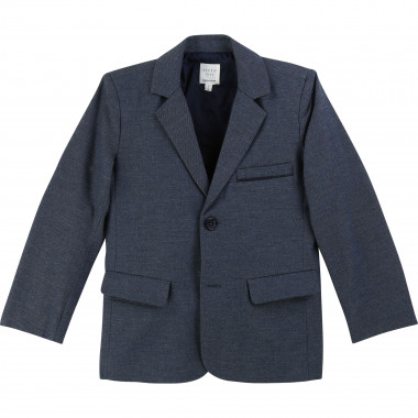 Notched collar suit jacket CARREMENT BEAU for BOY
