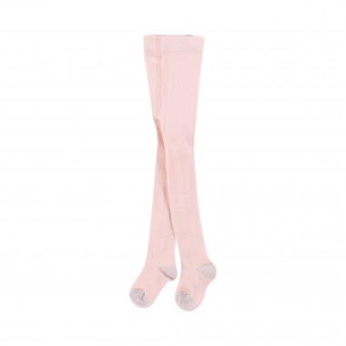 Cotton elastane tights CARREMENT BEAU for GIRL