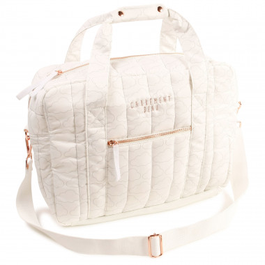 Cotton changing bag CARREMENT BEAU for GIRL