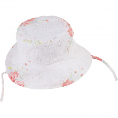 Broderie anglaise hat CARREMENT BEAU for GIRL