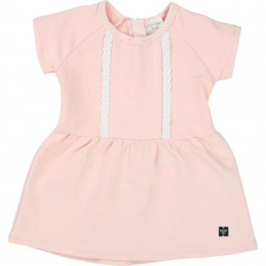 Fleece dress CARREMENT BEAU for GIRL