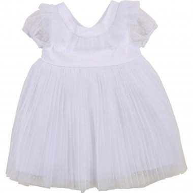 Tulle dress + bloomers set CARREMENT BEAU for GIRL