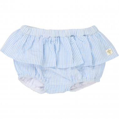 Seersucker bloomers CARREMENT BEAU for GIRL