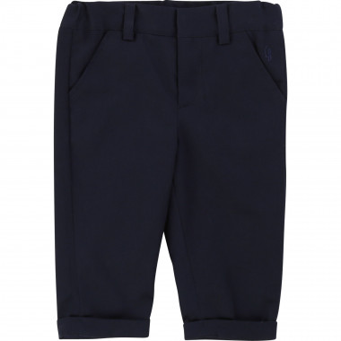Twill suit trousers CARREMENT BEAU for BOY
