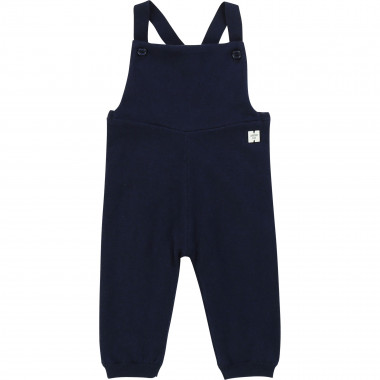 Adjustable knit dungarees CARREMENT BEAU for BOY
