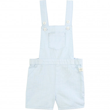 Short cotton dungarees CARREMENT BEAU for BOY