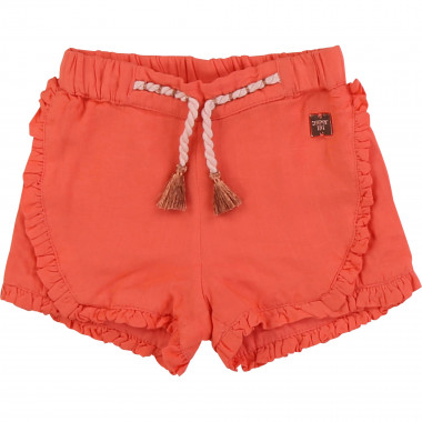 Novelty viscose shorts CARREMENT BEAU for GIRL