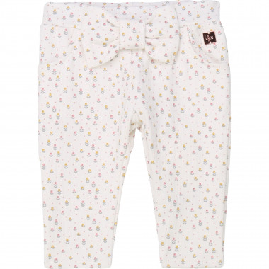 Tube-knit trousers CARREMENT BEAU for GIRL