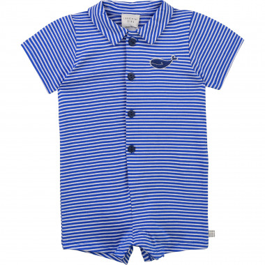 Striped romper CARREMENT BEAU for BOY