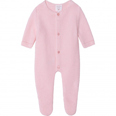Knitted coverall CARREMENT BEAU for GIRL