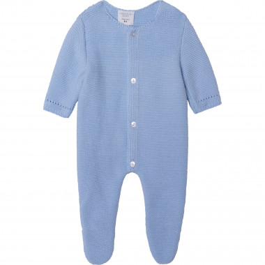 Knitted coverall CARREMENT BEAU for BOY