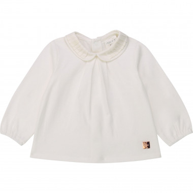 Organic cotton top CARREMENT BEAU for GIRL