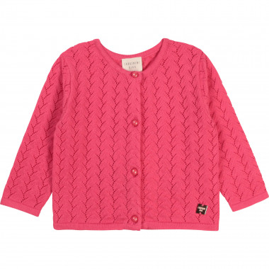 Openwork cardigan CARREMENT BEAU for GIRL