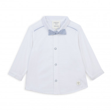 Shirt and bow tie CARREMENT BEAU for BOY