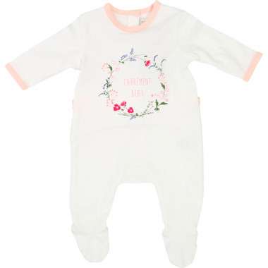 Printed cotton pyjamas CARREMENT BEAU for GIRL