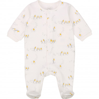 Organic cotton sleepsuit CARREMENT BEAU for BOY