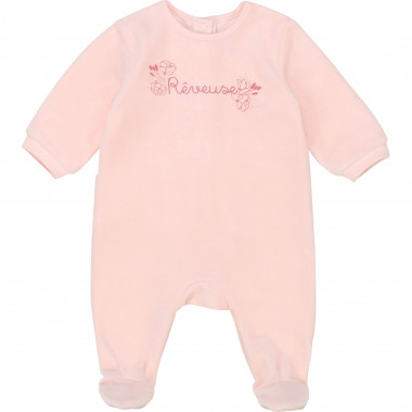 Printed velvet pyjamas CARREMENT BEAU for GIRL