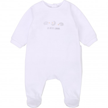 Printed velvet pyjamas CARREMENT BEAU for BOY