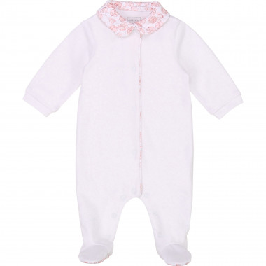 Organic cotton sleepsuit CARREMENT BEAU for GIRL