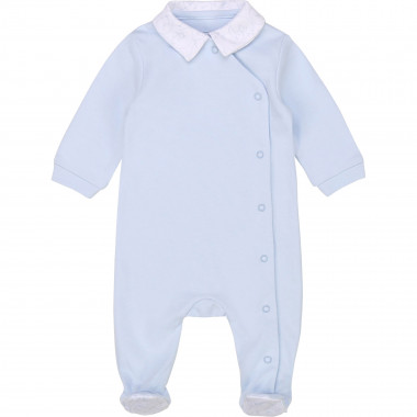 Organic interlock knit pyjamas CARREMENT BEAU for BOY