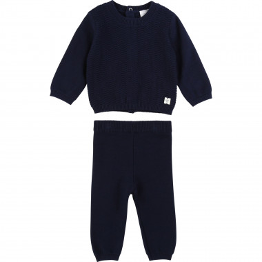 Wool cotton trouser jumper set CARREMENT BEAU for BOY