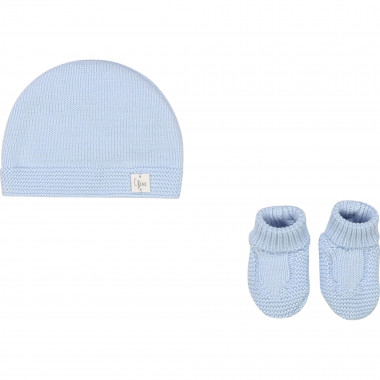 PULL ON HAT+SLIPPERS CARREMENT BEAU for BOY