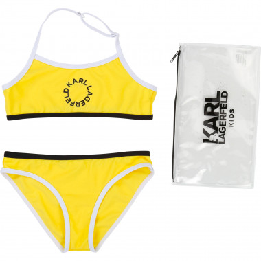 2-piece bathing suit KARL LAGERFELD KIDS for GIRL