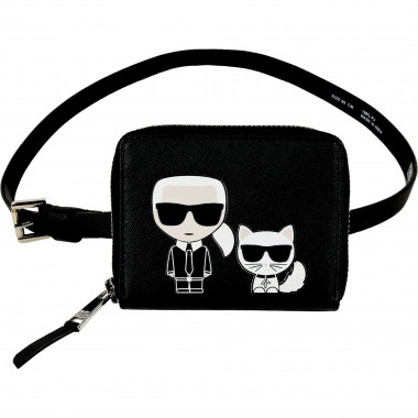 Novelty belt bag KARL LAGERFELD KIDS for GIRL