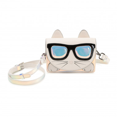 Choupette shoulder bag KARL LAGERFELD KIDS for GIRL