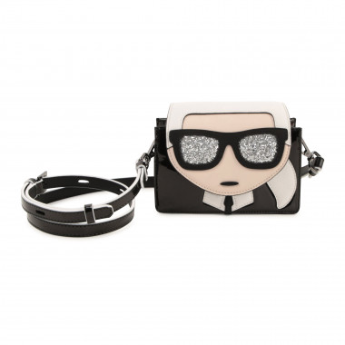 Bag with removable strap KARL LAGERFELD KIDS for GIRL
