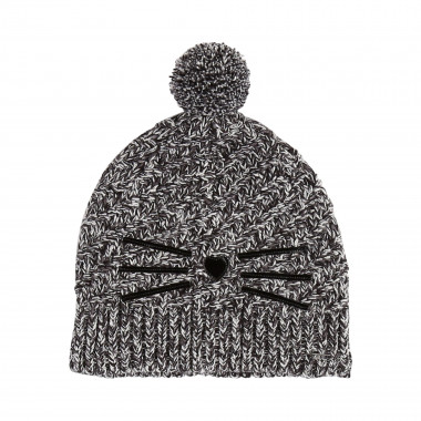 Choupette knit hat KARL LAGERFELD KIDS for GIRL