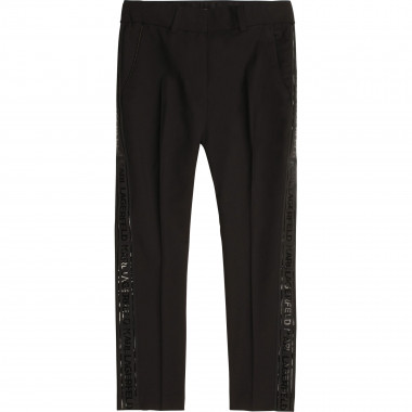 Formal trousers KARL LAGERFELD KIDS for GIRL