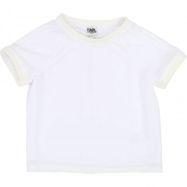 Crepe blouse KARL LAGERFELD KIDS for GIRL