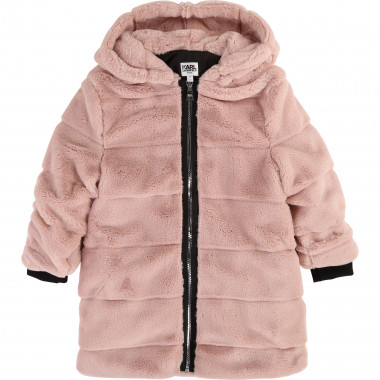 COAT KARL LAGERFELD KIDS for GIRL