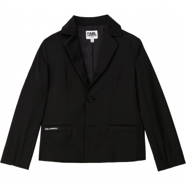 Suit jacket KARL LAGERFELD KIDS for GIRL